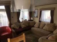 Luxury 3 Bedroom 8 Berth Caravan. Trecco Bay