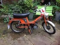 1974 Mobylette; needs work