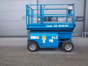AERIAL LIFTS for RENT - SCISSOR LIFTS, BOOM LIFTS