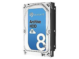 Seagate 8000GB 8TB Archive 3.5 SATA III 128mb Cache ST8000AS0002 Hard Drive HDD
