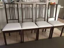 Ikea Borje Dining Chairs x 4 Birkdale Redland Area Preview