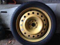Subaru Outback Spare Wheel