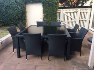 8 Seater Outdoor Table - Excellent Condition South Yarra Stonnington Area Preview