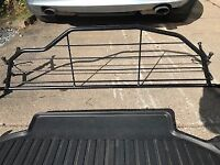 Honda CRV Genuine - Dog guard, Rubber protective mat and 4 tyres