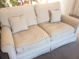 FREE - 2 two-seater settees
