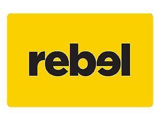Rebel Sport Gift Vouchers