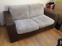 2 Seater Sofa Bed - smoke free home, good condition, quick sale preferred - open to offers