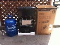 Portable Gas Room Heater with Full Bottle