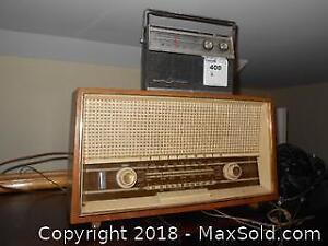 Telefunken Radio A