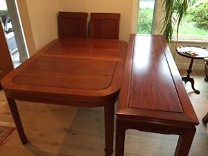 Rosewood Dining room set