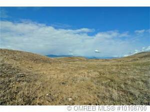 Spectacular Rolling Hills of Ranchland above Mackenzie Benchland