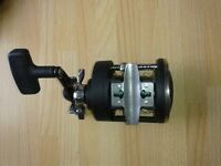 Fladen Warbird 2030 boat/beach/pier/rock fishing multyiplier reel, like new.