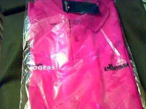 Red Ellesse Polo Shirt