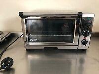 Dualit 89200 Mini Oven, 18 L, 1300 W - Chrome with Box. Perfect for caravan, small kitchen