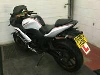 Wk125 RR 2013 Learner Legal Motorbike