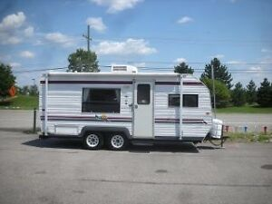 Looking for a travel trailer . No fifth wheels