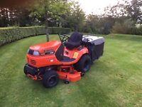 Kubota G18 lawn tractor