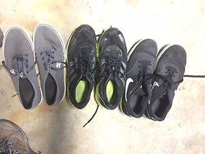 sizes9.5-11 mens shoes