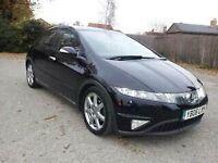 Honda Civic 2.2 Diesel, 152,000 miles, 12 months MOT no advisories OPEN TO OFFERS!!!