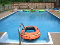 Pool maintenance person needed in Kingston