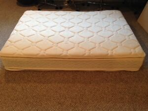 Double Sized Mattress and Boxspring