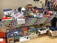 Childen's Used Toy and Clothing Sale