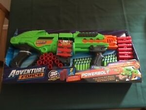 Nerf Gun - Force Blaster Power Force machine type gun