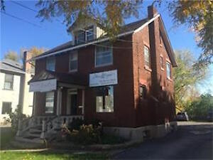 DOWNTOWN CORNWALL...2100sq.ft. brick 2 storey commercial bldg