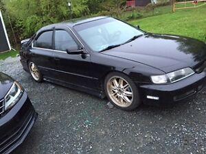 1997 Honda Accord EXR Other