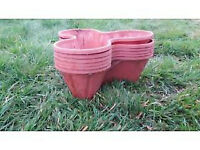 Strawberry Planters / Tiered Plant pots