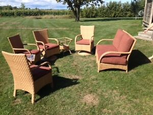9 pcs high quality garden furniture AVIGNON by EBEL Kingston Kingston Area image 3