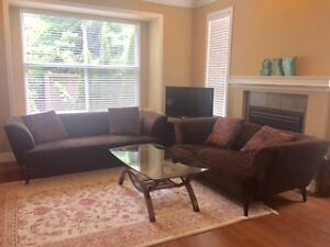 Furniture(Sofa, coffee &dinning table,TV, Bed) in good condition