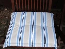 Patio Chair Cushions / Pads x 4