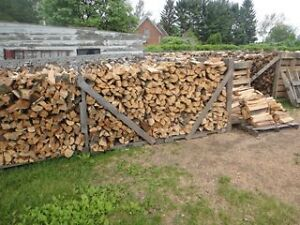 Quality Seasoned Hardwood Firewood for Sale