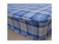 Brand New 4FT6 Double Light Quilt Mattress With Fast Delivery....