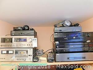 Sony, JVC and More. D
