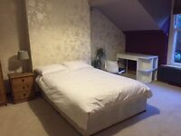 Bright and spacious double room for rent Sefton Park