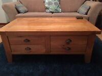 Beautiful Solid Oak Table
