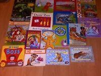 Easy reading books for infants