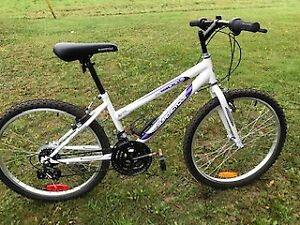 "Girl's 24"" bike in like new good condition"