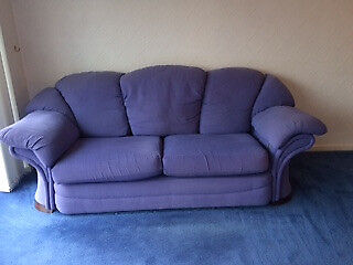 Free 3 Seater Settee - Free to a good home