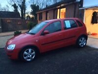 ***REDUCED ****. CDTI 1.3 Vauxhall corsa