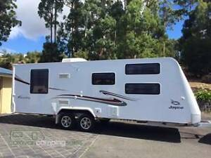 2011 JAYCO STIRLING FAMILY VAN Caboolture Caboolture Area Preview