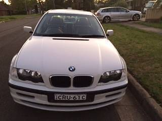 BMW 318i E46 White Sports car (URGENT SALE Going Overseas) Millers Point Inner Sydney Preview
