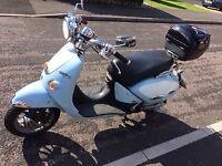 Aprilia Habana 125cc Scooter Moped