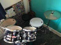 Mapex fusion drum kit 20 inch