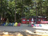 ROUND LAKE cottage (Renfrew County) For Rent- 2 Weeks Available