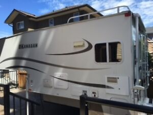 9 ft 6  - Okanagan Camper- A must see