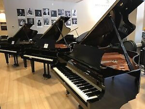 Seminars at the Steinway Piano Gallery Mississauga
