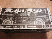 Never Used Baja 5sc Short Course Truck